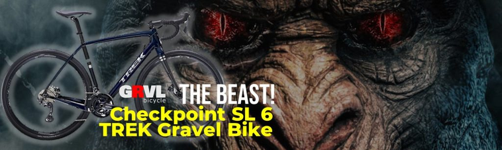 Checkpoint SL 6 TREK Gravel Bike