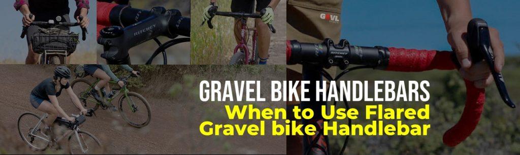 gravel bike handlebars
