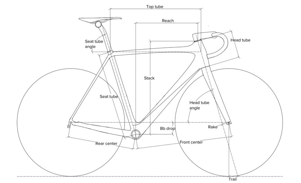 Gravel Bike Size Chart