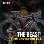 Checkpoint SL 6 TREK Gravel Bike – THE BEAST!