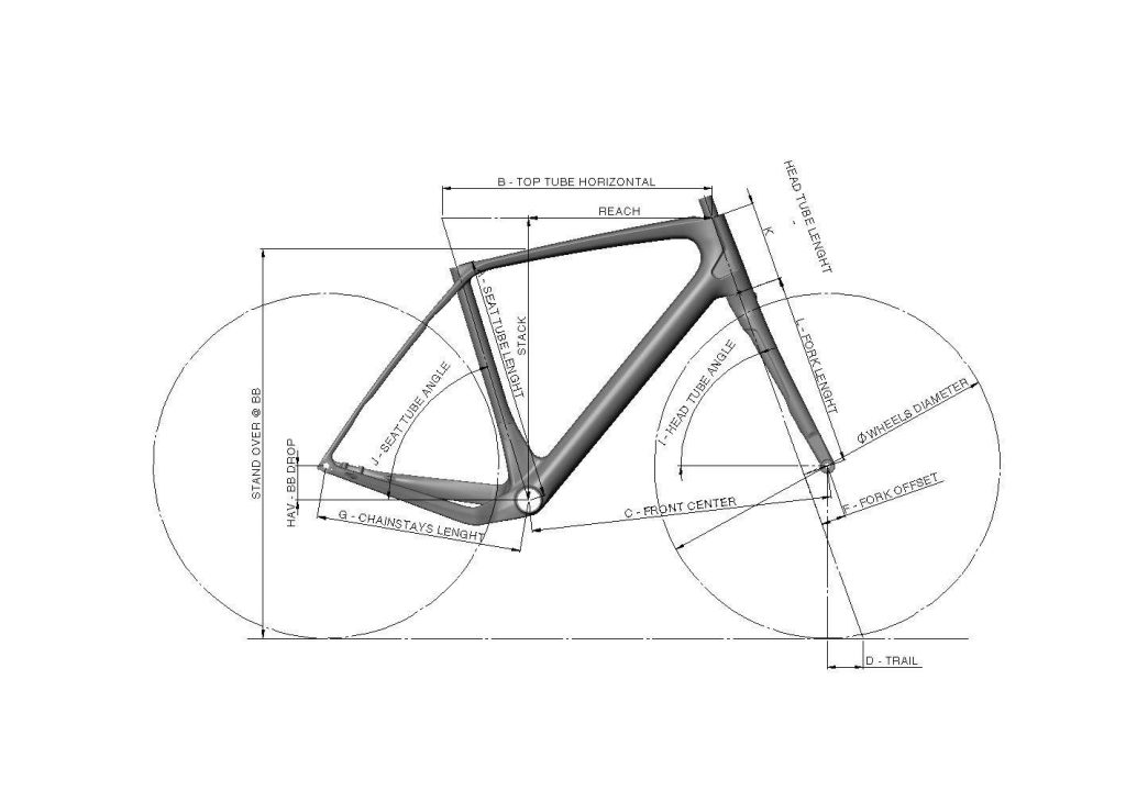 Look 765 RS Gravel bike