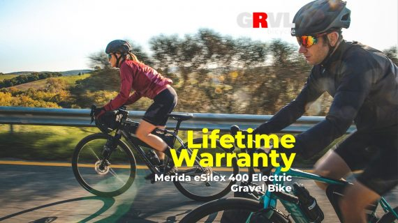 Merida eSilex 400 Electric Gravel Bike LIFETIME WARRANTY