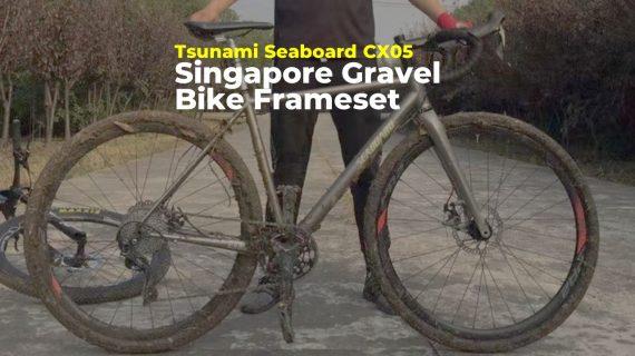 Tsunami Seaboard CX05 Gravel Bike Frameset