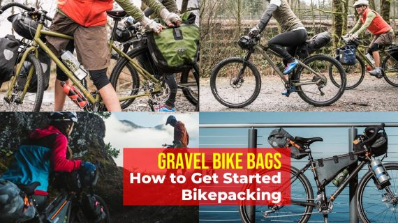 The Best GRAVEL BIKE BAGS to Bring when Exploring by Bike