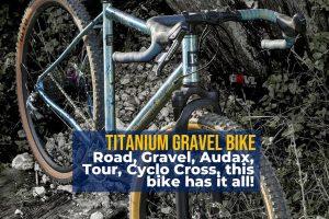 Gradient Reilly Titanium Cycleworks