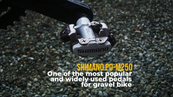 Shimano Pedals M520 Most Popular and Widely Used For Gravel Bike